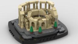 [Bouwinstructies] LEGO Colosseum Mini Set