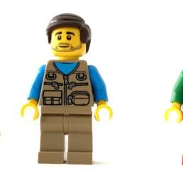 LEGO Creator 31108 Caravan Family Holiday