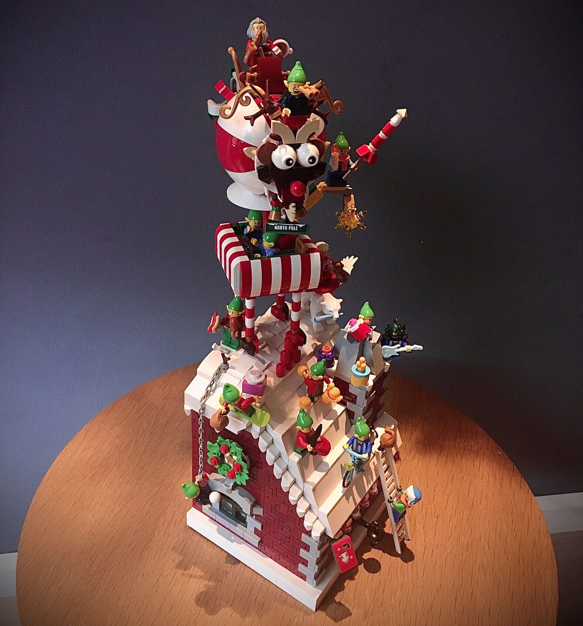 Kerstvignet - Fred de Groof