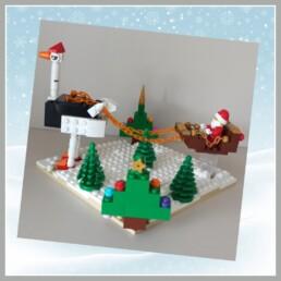 Kerstvignet Steven De Saar