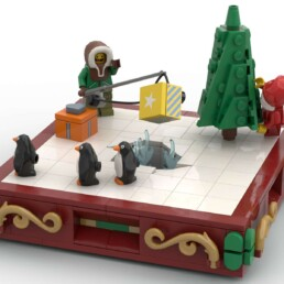 Kerstvignet Thomas Geurts inzending 2