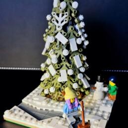 Kerstvignet - Tiemen van Rijswijk