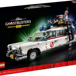 LEGO 10274 Ghostbusters Ecto-1 Box Image