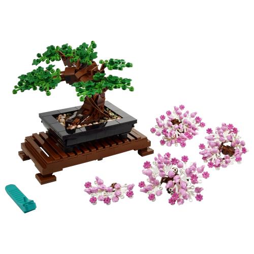 Lego 10280 Flower Bouquet Lego 10281 Bonsai Tree Bouwsteentjes Info