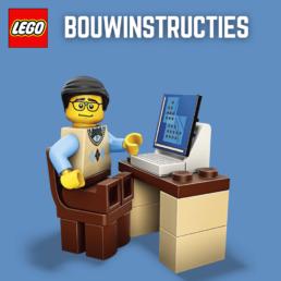 LEGO Bouwinstructies banner