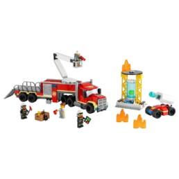 LEGO City 60282 Fire Command Unit
