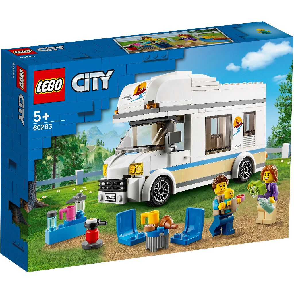 LEGO City 60283 Holiday Camper Van