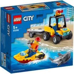 LEGO City 60286 Beach Rescue ATV