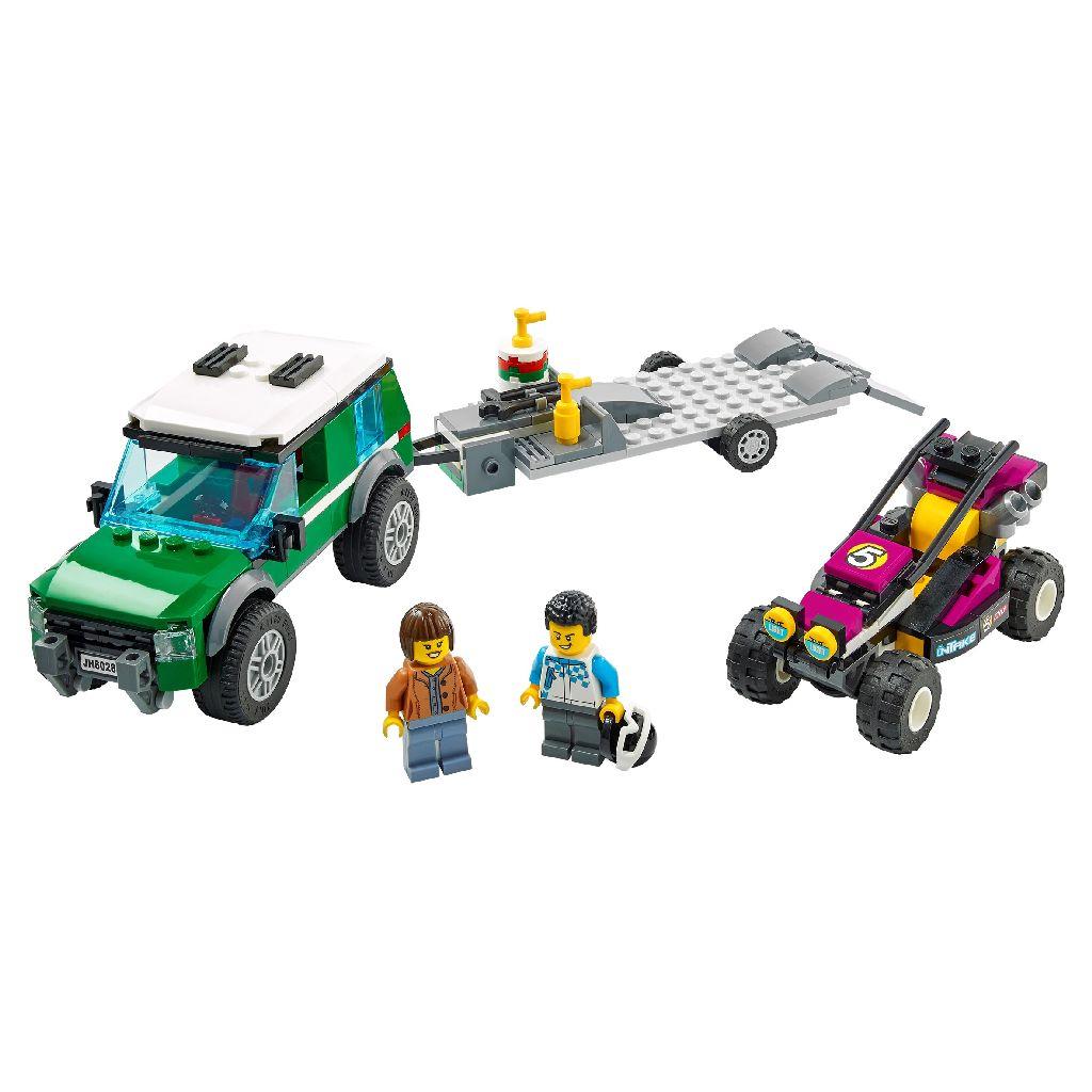 LEGO City 60288 Race Buggy Transporter