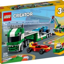 LEGO Creator 31113 Race Car Transporter