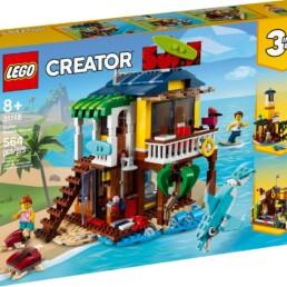 LEGO Creator 31118 Surf-Beachhouse