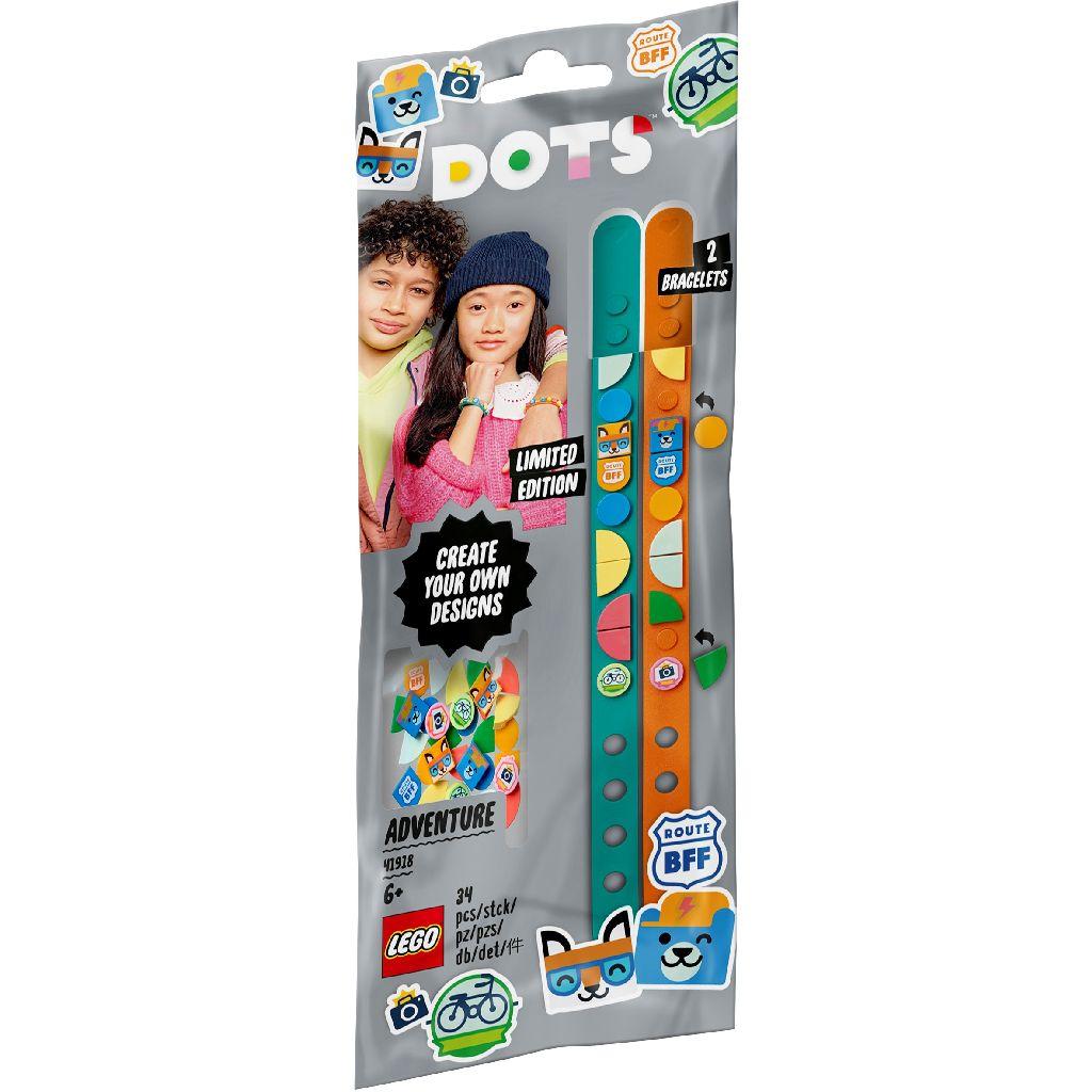 LEGO DOTS 41918 Adventure Bracelet