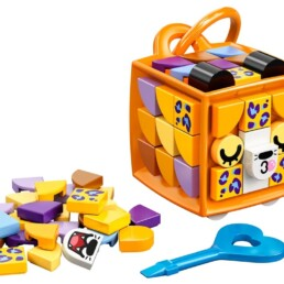 LEGO DOTS 41929 Leopard Bag Charm