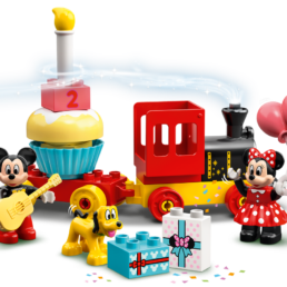 LEGO DUPLO 10941 Mickey & Minnie Birthday Train