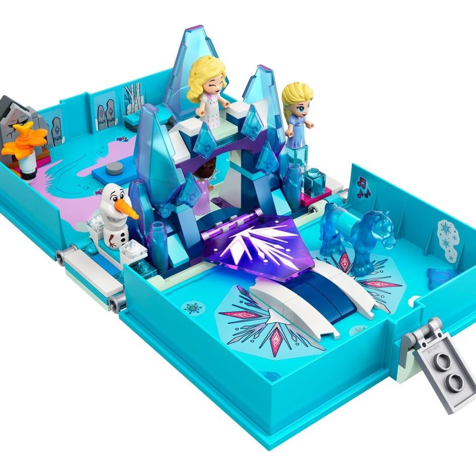LEGO Disney 43189 Elsa's Storybook