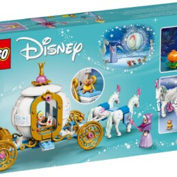 LEGO Disney 43192 Cinderella's Royal Carriage