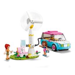 LEGO Friends 41443 Olivia's Electric Car