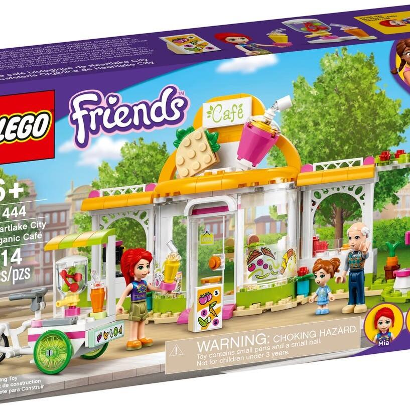 LEGO Friends 41444 Heartlake City Organic Café