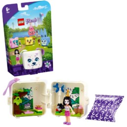 LEGO Friends 41663 Emma's Dalmatian Cube