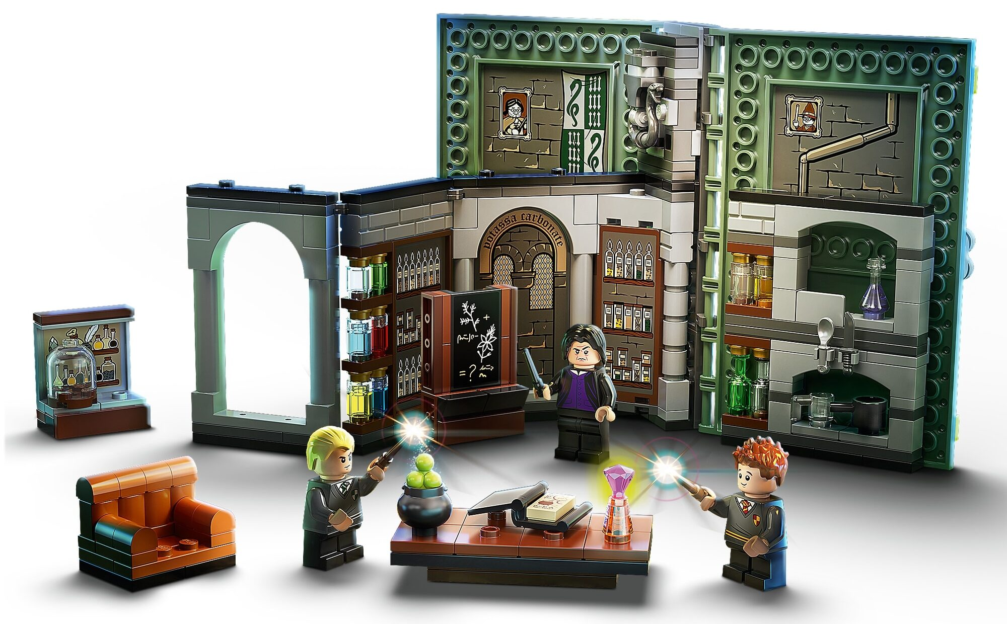 LEGO Harry Potter 76383 Hogwarts Moment Potions Class