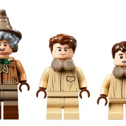LEGO Harry Potter 76384 Hogwarts Moment Herbology Class