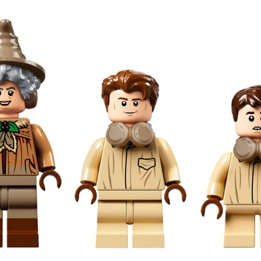 LEGO Harry Potter 76384 Hogwarts Moment Herbology Class