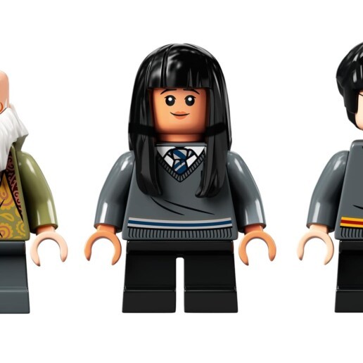 LEGO Harry Potter 76385 Hogwarts Moment Charms Class