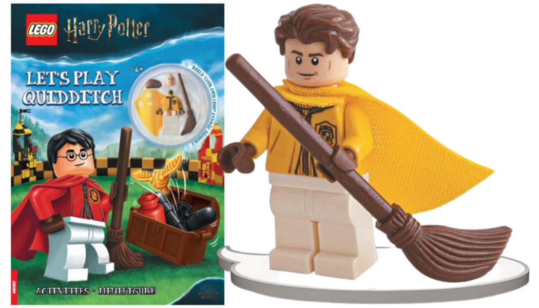 LEGO Harry Potter Let's Play Quidditch (incl. Cedric Diggory Minifig)