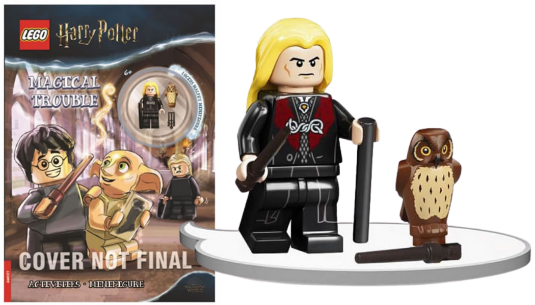 LEGO Harry Potter Magical Trouble (incl. Lucius Malfoy Minifig) (1)