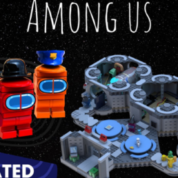 LEGO Ideas Among Us The Skeld