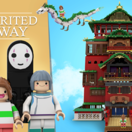LEGO Ideas Spirited Away