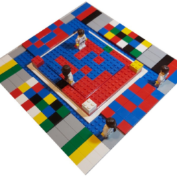 LEGO Ideas TX Master Games