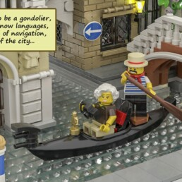 LEGO Ideas The Little Venice