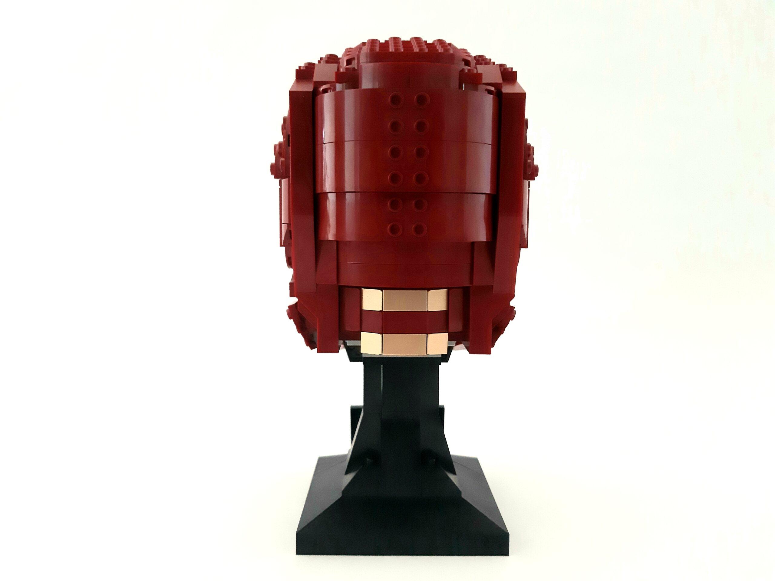 LEGO Marvel 76165 Iron Man Helmet