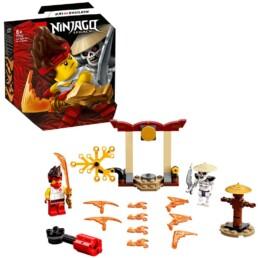 LEGO Ninjago 71730 Epic Battle Kai vs Skulkin