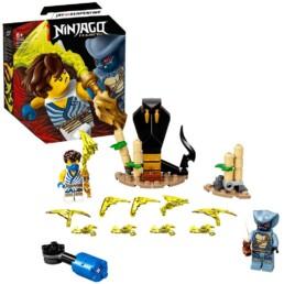 LEGO Ninjago 71732 Epic Battle Jay vs Serpertine
