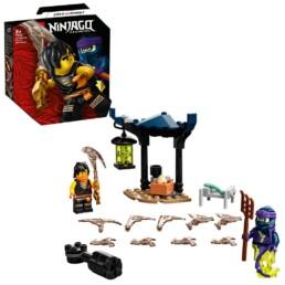 LEGO Ninjago 71733 Epic Battle Cole vs Ghost Warrior