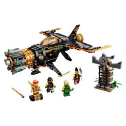 LEGO Ninjago 71736 Bolder Blaster