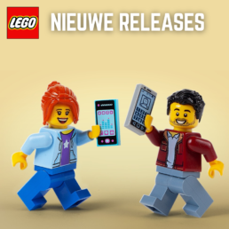 LEGO Releases banner