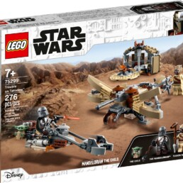 LEGO Star Wars 75299 Trouble on Tatooine