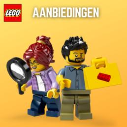 LEGO aanbiedingen banner