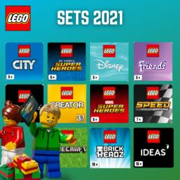 LEGO sets overzicht banner