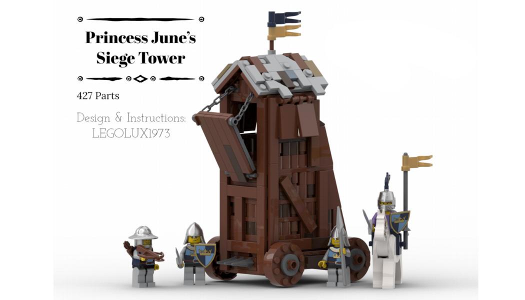 Princess June's Siege Tower