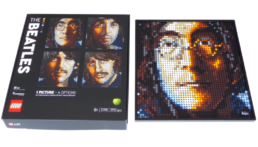 [Review] LEGO Art 31198 The Beatles