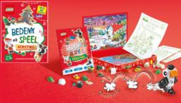 [Review] LEGO - Bedenk en speel kerstmis