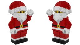 Santa Claus Maxifigure