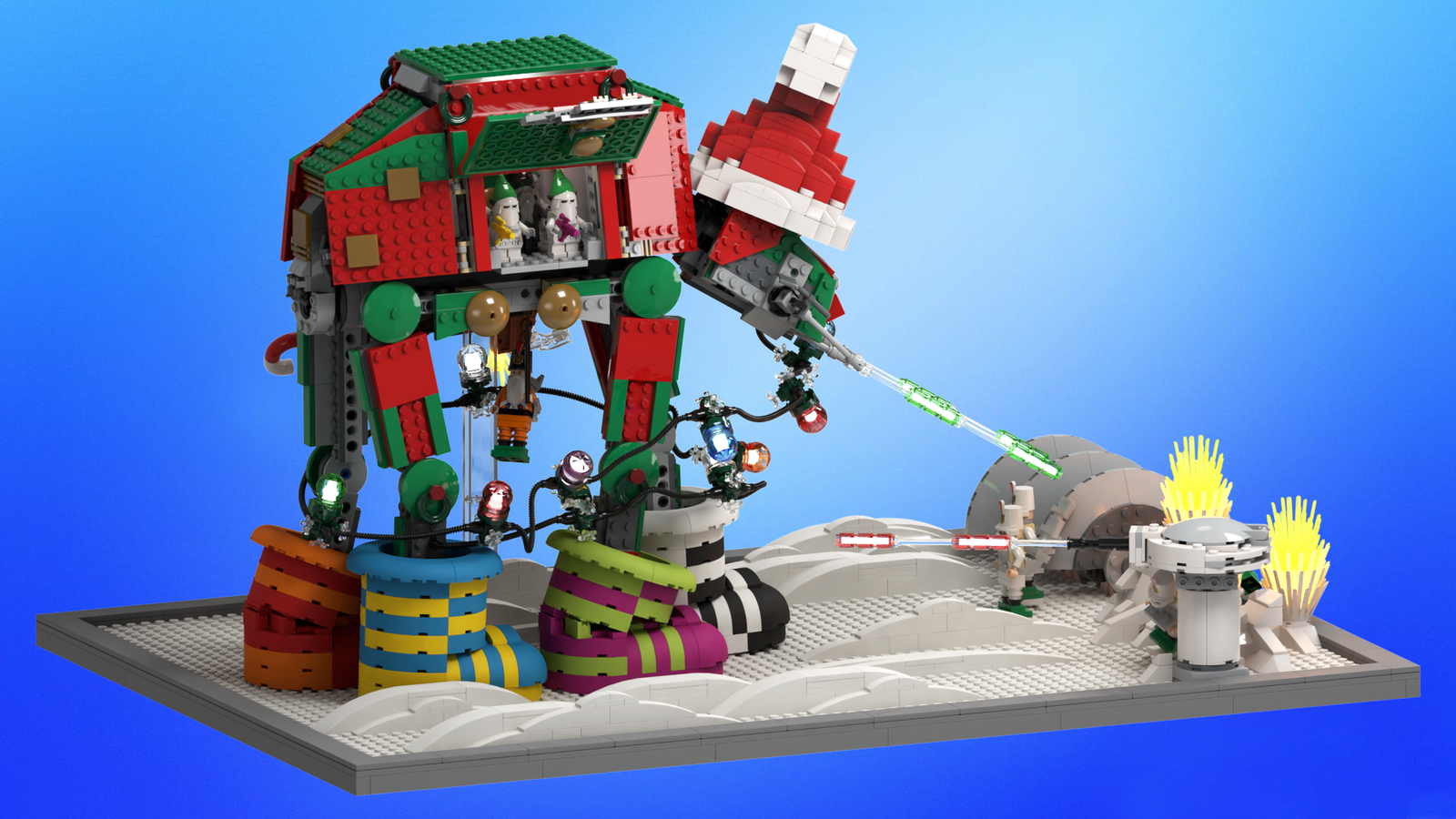 [TOP 10] Celebrate The Holidays in a Galaxy Far Far Away