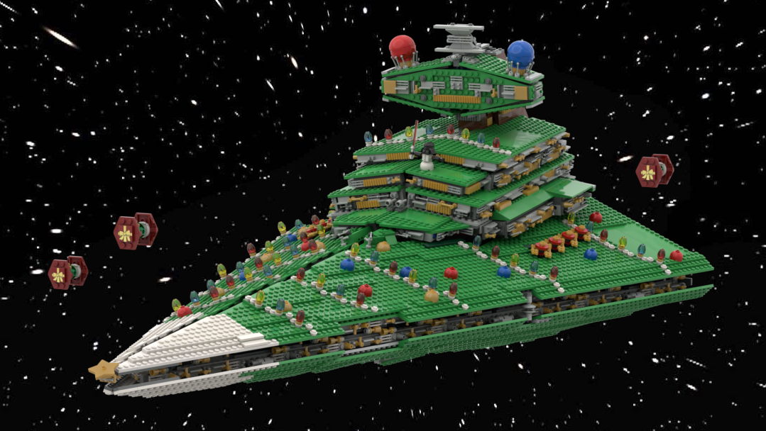 [Top 10] Celebrate The Holidays in a Galaxy Far Far Away (1)