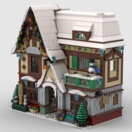 Winter Village Arts & Crafts Center