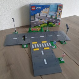 LEGO 60304 Road Plates Box
